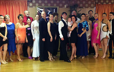 Ballroom Dance Studios in Louisville